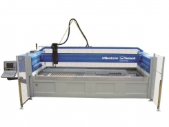 Multi Process CNC Waterjet Cutting Machines